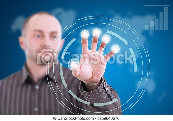 インターフェイス, 未来派 - csp9640670