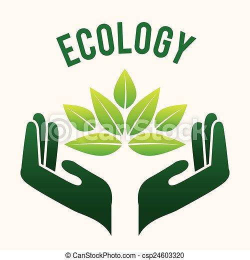 エコロジー - csp24603320