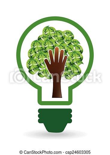 エコロジー - csp24603305