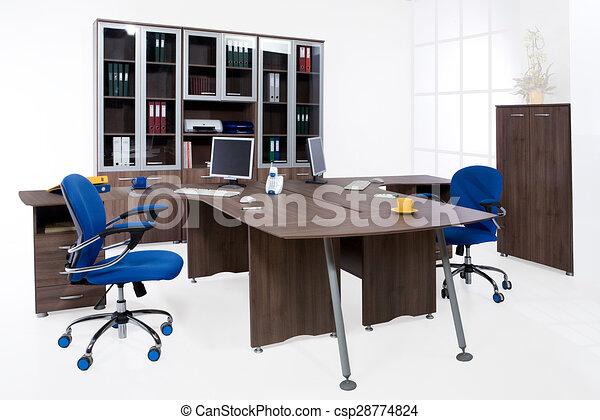 オフィス家具 - csp28774824