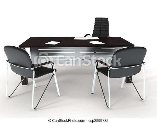 オフィス家具 - csp2899732