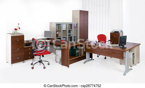 オフィス家具 - csp28774752
