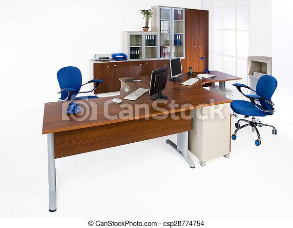 オフィス家具 - csp28774754