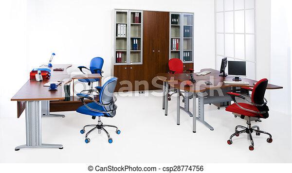 オフィス家具 - csp28774756