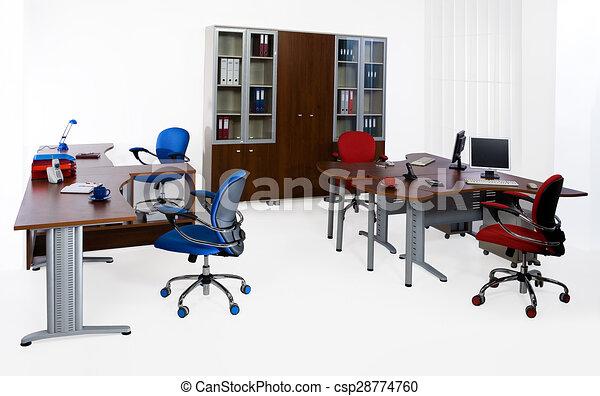 オフィス家具 - csp28774760
