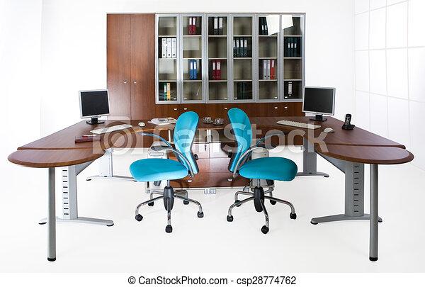 オフィス家具 - csp28774762