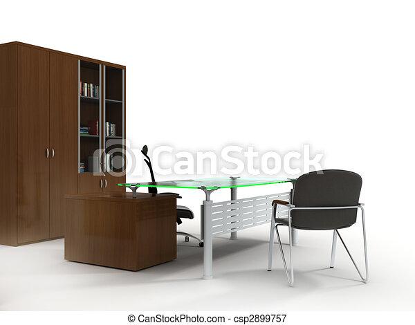 オフィス家具 - csp2899757