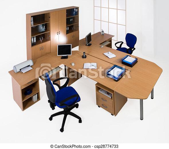 オフィス家具 - csp28774733