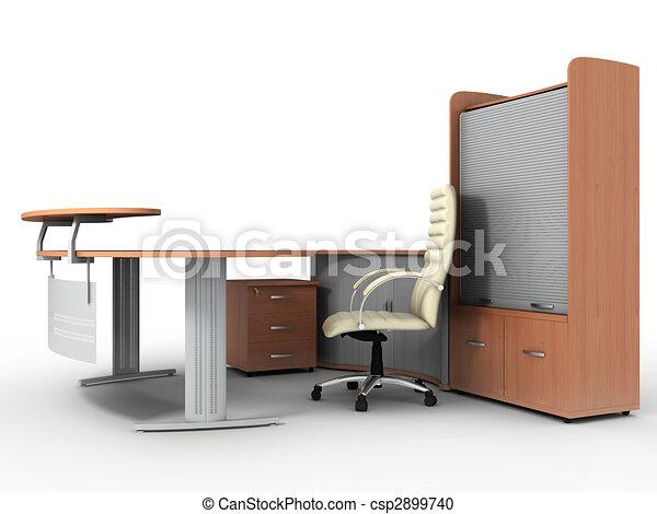 オフィス家具 - csp2899740
