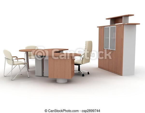 オフィス家具 - csp2899744