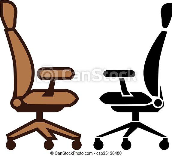 オフィス椅子 - csp35136480