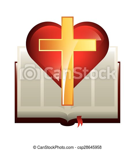 カトリック教, シンボル - csp28645958