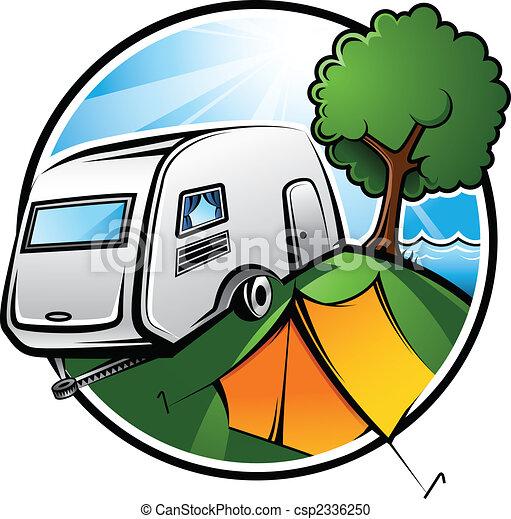 キャンプ, 区域 - csp2336250