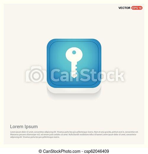 キーアイコン - csp62046409