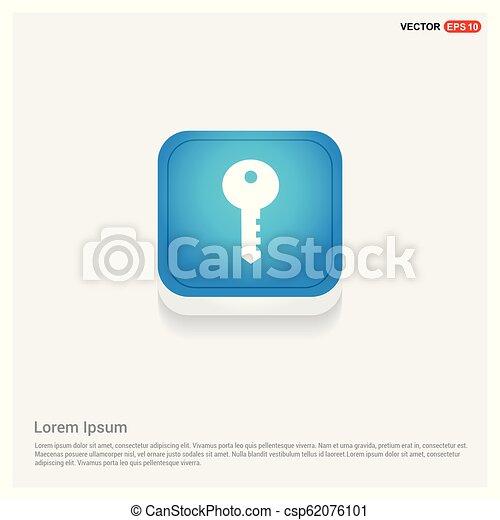 キーアイコン - csp62076101