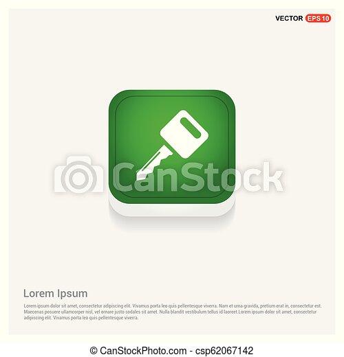 キーアイコン - csp62067142