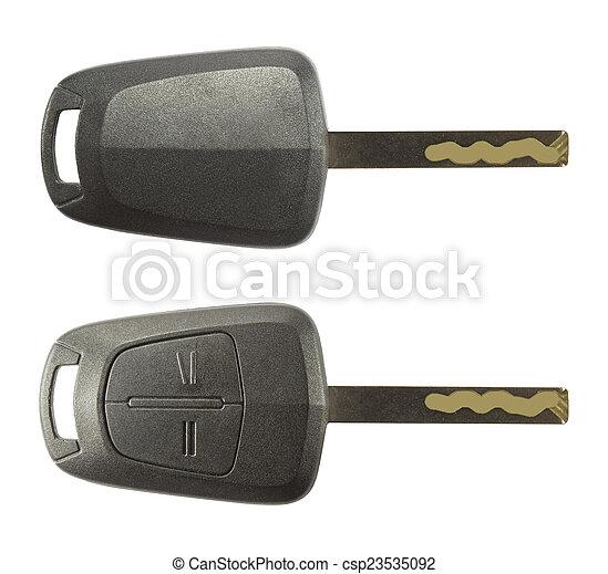 キー, 自動車 - csp23535092