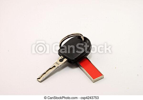 キー, 自動車 - csp4243753