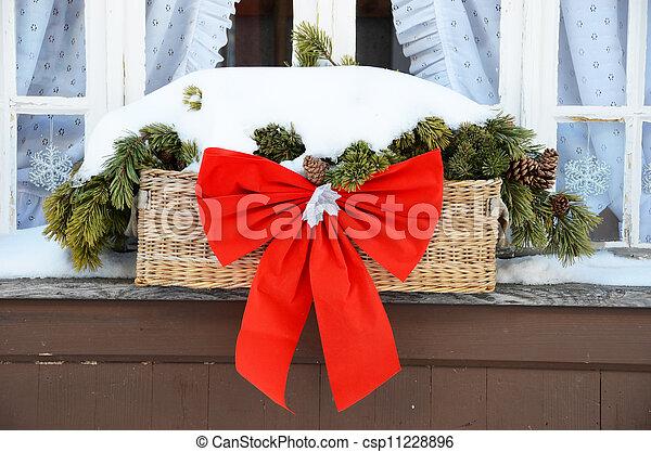 クリスマスの 装飾 - csp11228896