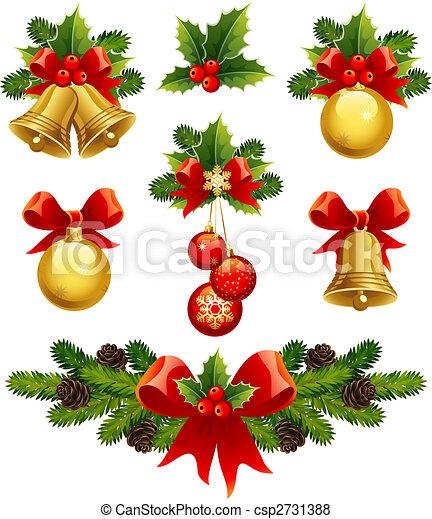 クリスマス装飾 - csp2731388