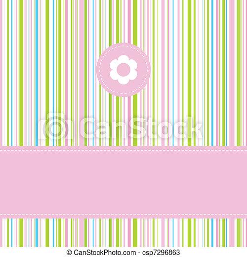 グリーティングカード - csp7296863