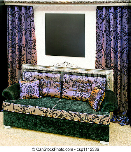 シック, 部屋, 暮らし - csp1112336