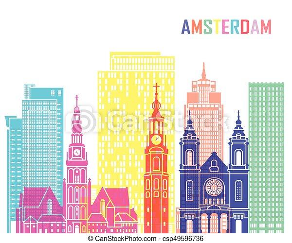 スカイライン, v2, アムステルダム, ポンとはじけなさい - csp49596736