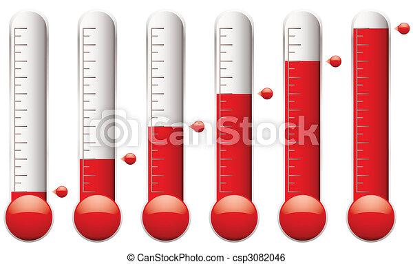 セット, 温度計 - csp3082046