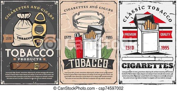 タバコ, タバコ, 葉巻き, 項目. 型, 店, leaf., レトロ, 店, ライター ...