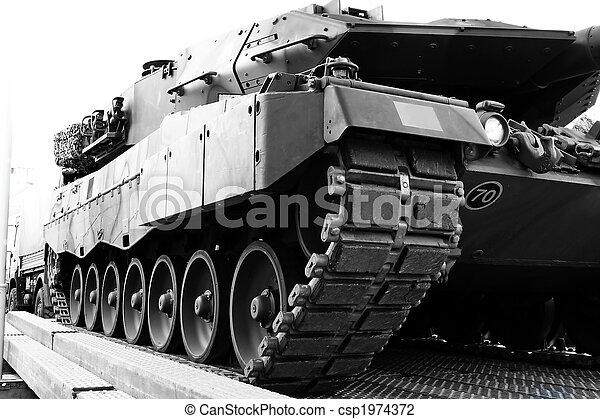タンク, 装甲車両 - csp1974372