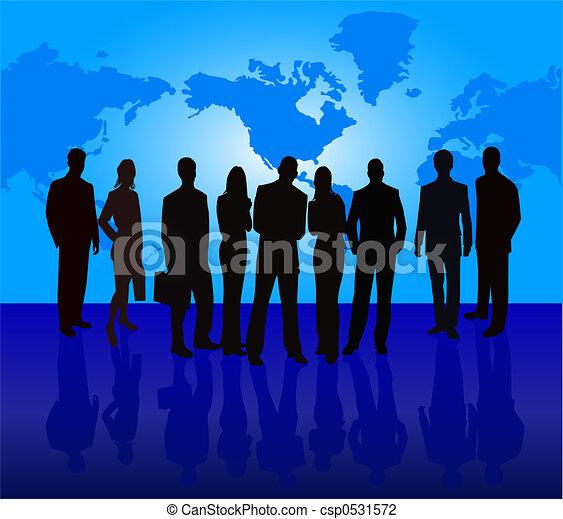 チーム, ビジネス - csp0531572