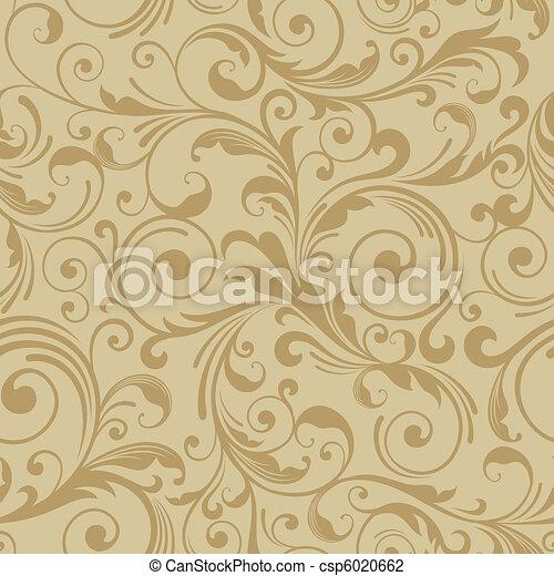パターン, decoretive, 背景 - csp6020662