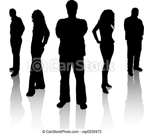 ビジネス チーム - csp0230473