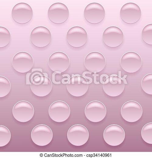 ピンク, パッキング テープ, プラスチック - csp34140961
