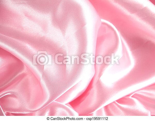 ピンク, 絹 - csp19591112