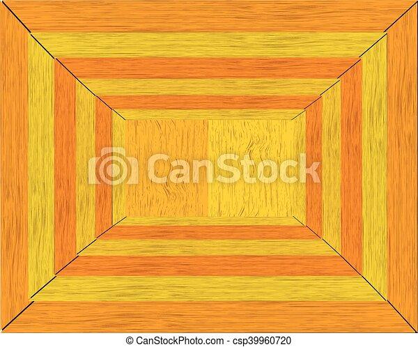 ベクトル, 木手ざわり, 背景 - csp39960720