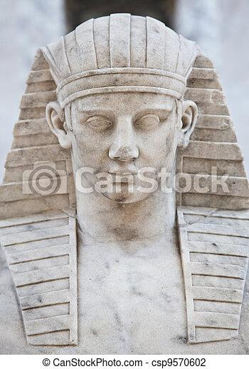 モデル, エジプト人 - csp9570602