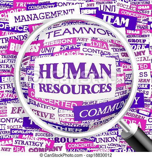 人的資源 - csp18830012