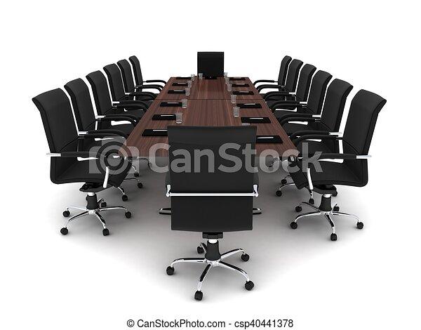 会議室 - csp40441378