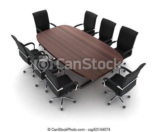 会議室 - csp53144074