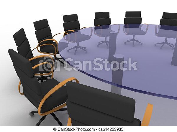 会議室 - csp14223935