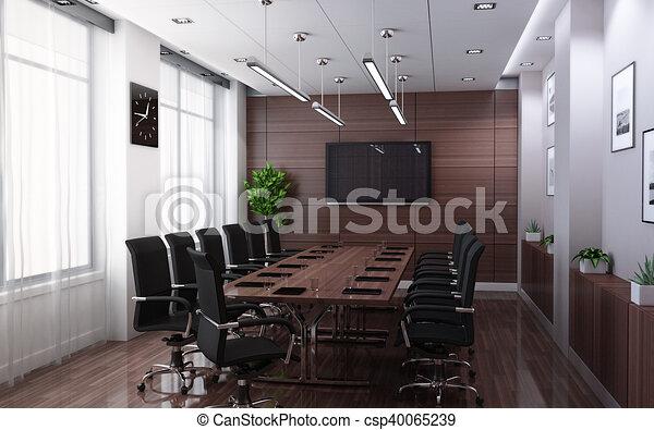 会議室 - csp40065239