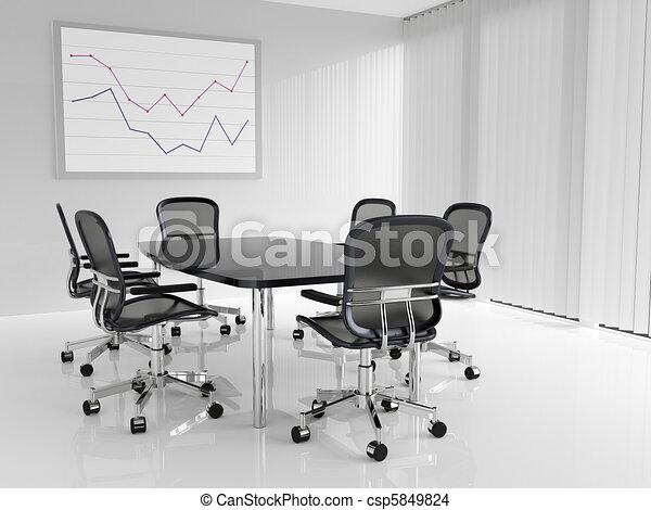 会議室 - csp5849824