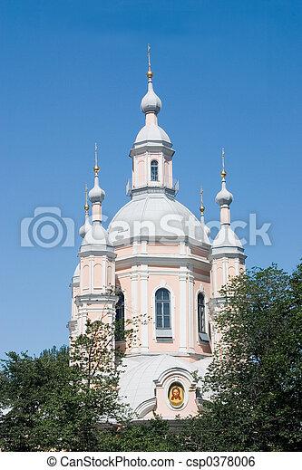 使徒, アンドリュー, 大聖堂 - csp0378006
