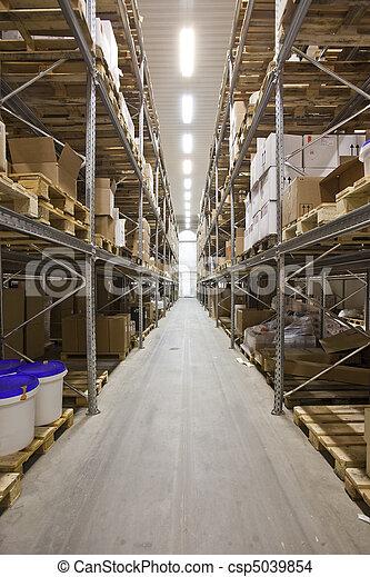 倉庫 - csp5039854
