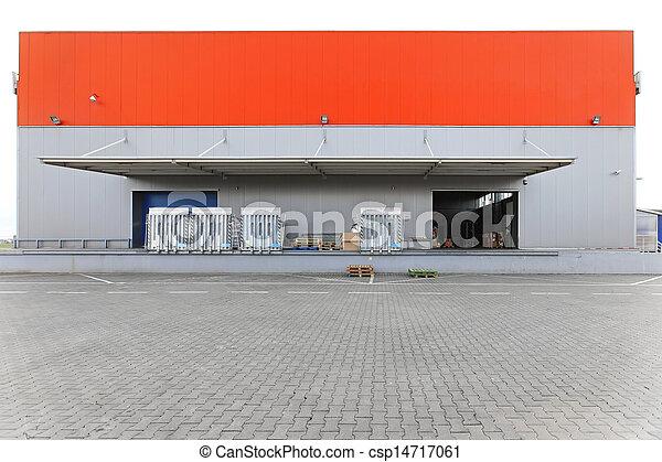 倉庫, 分配 - csp14717061