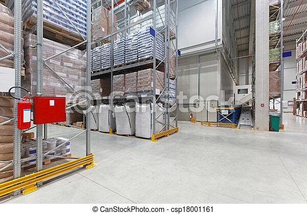 倉庫, 分配 - csp18001161