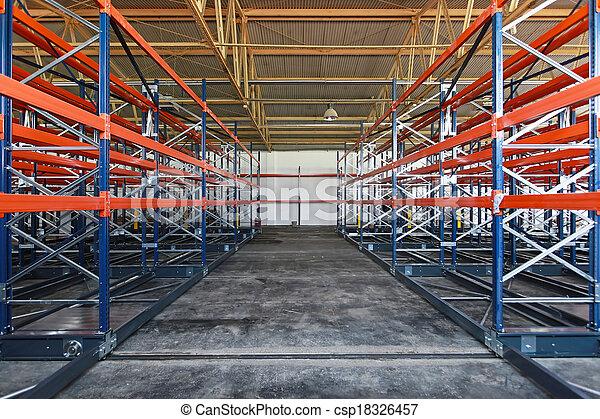 倉庫, 分配 - csp18326457