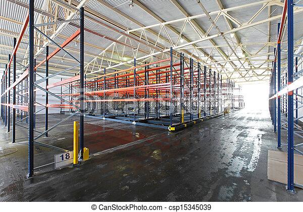 倉庫, 分配 - csp15345039