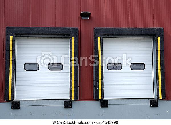 倉庫, 分配, 産業 - csp4545990